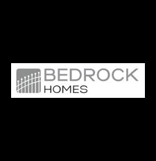 Bedrock Homes Logo